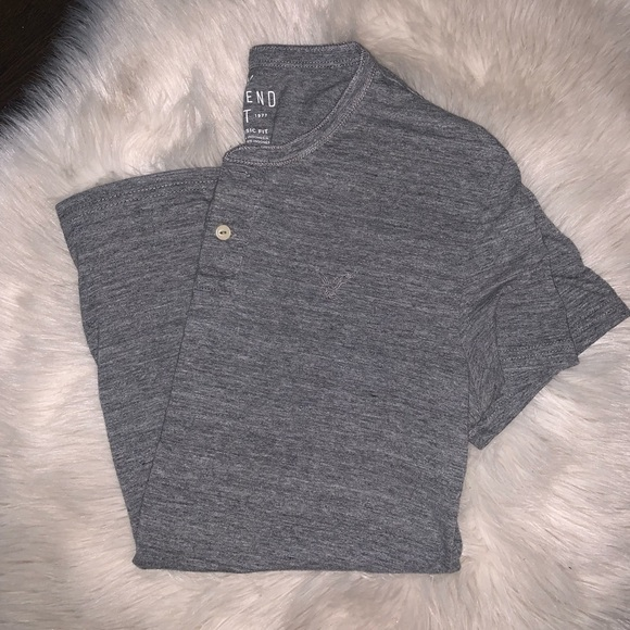American Eagle Outfitters Other - Men's small grey shirt